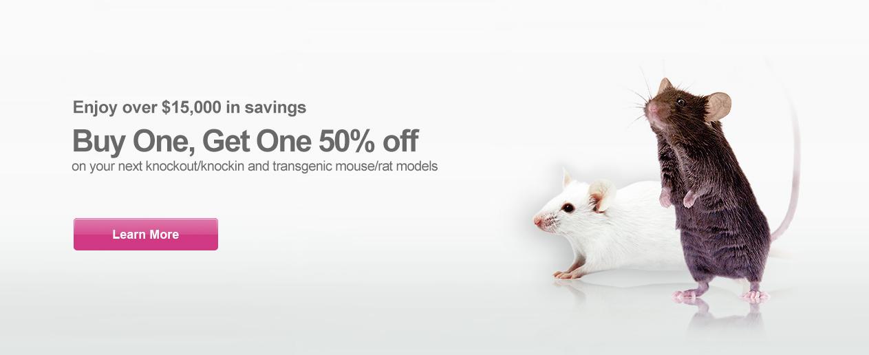 summer savings event - animal models