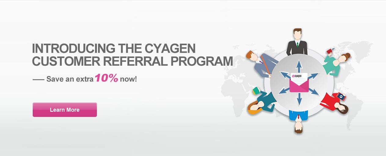 Referral program